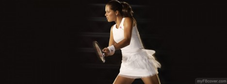 Ana Ivanovic Facebook Cover