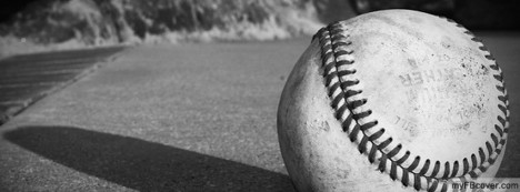 Base ball Facebook Cover