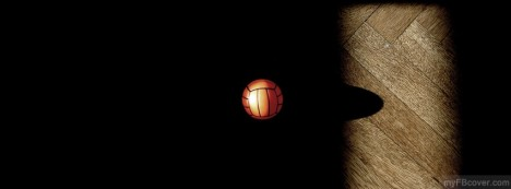 Basketball Shadow Facebook Cover