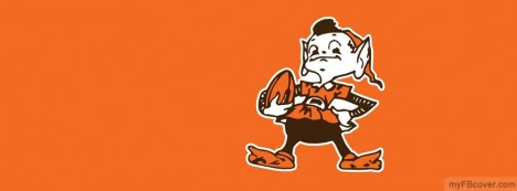 Cleveland Browns Elf Facebook Cover