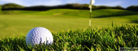 Golf Facebook Cover