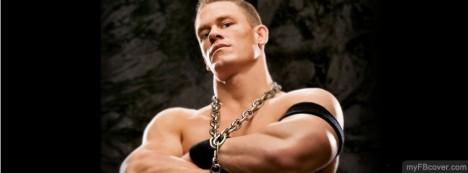 John Cena Facebook Cover