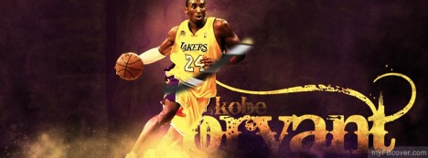 Kobe Bryant Facebook Cover