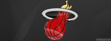 Miami Heat Facebook Cover