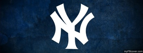 New York Yankees Facebook Cover