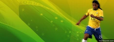 Ronaldinho Facebook Cover