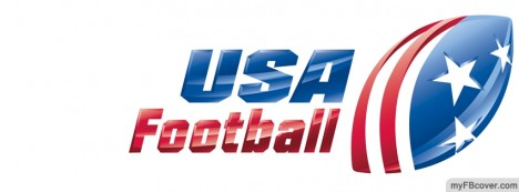 USA Football Facebook Cover