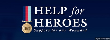 Help for Heroes Facebook Cover