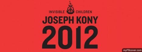 Kony 2012 Facebook Cover