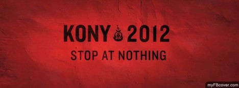 Kony 2012 Facebook Cover