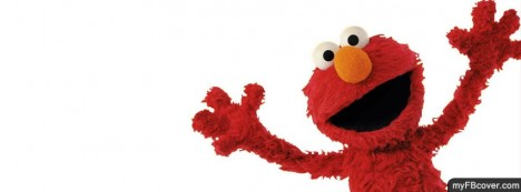 Elmo Facebook Cover