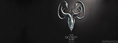 Greyjoy-Game of Thrones Facebook Cover