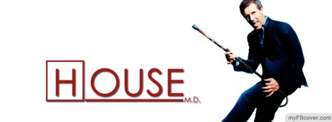 House MD Facebook Cover