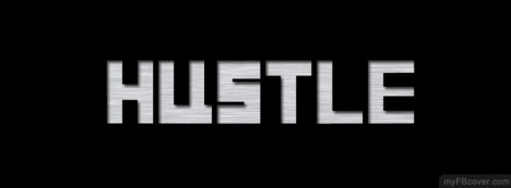 Hustle Facebook Cover