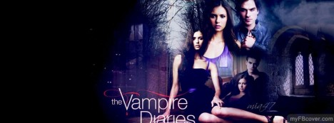 Vampire Diaries Facebook Cover